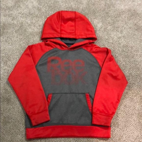 47aabdf5 Boys Reebok Sweatshirt